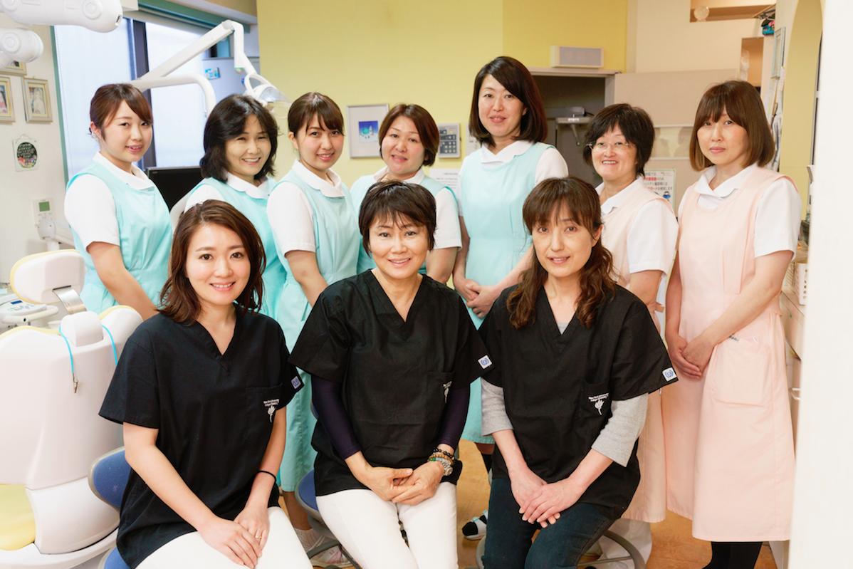 【歯科医師募集!】慌ただしくなく、ゆったりと診療できます♪