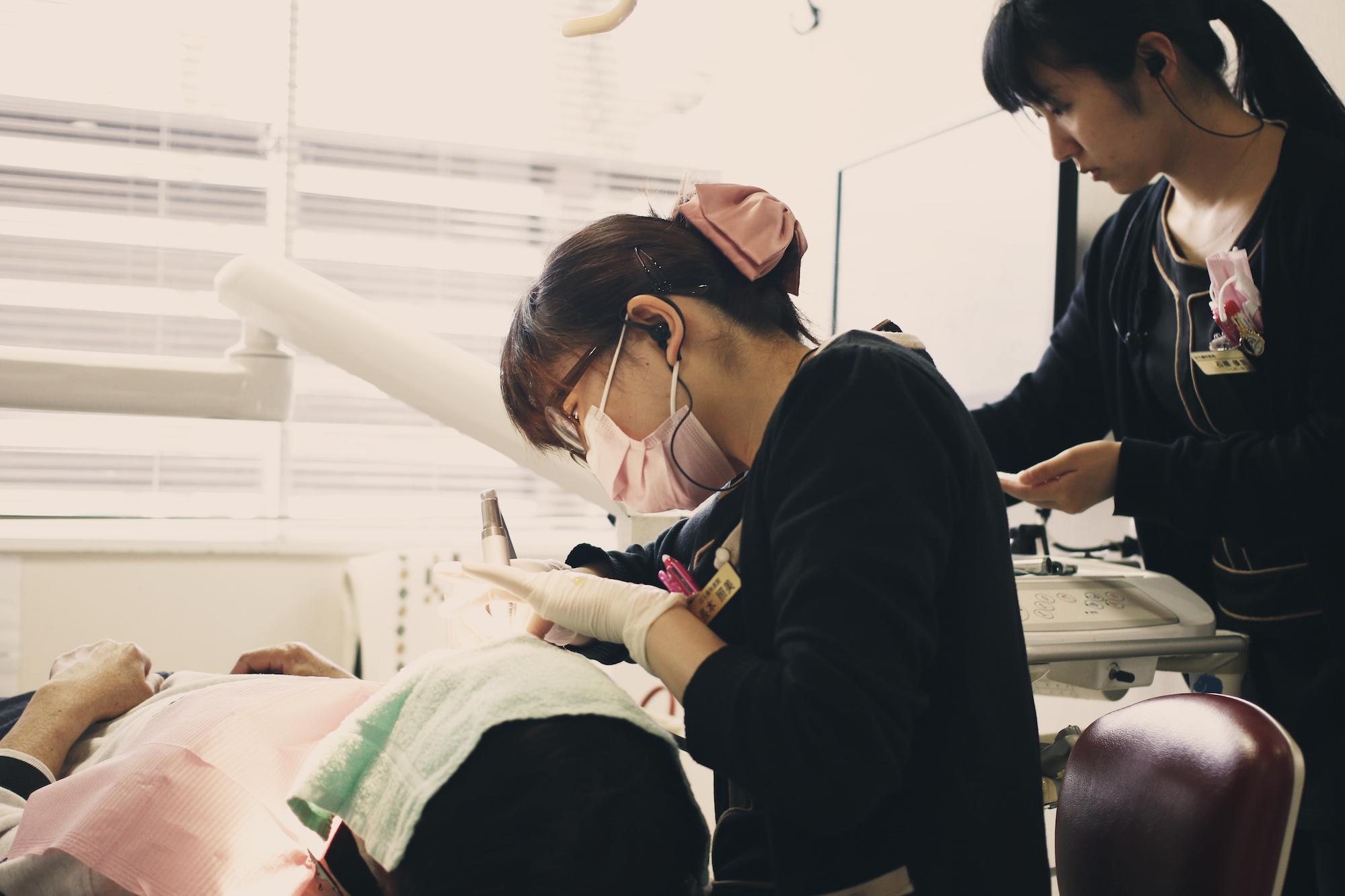 衛生士として、女性としてキャリアを一緒に積みませんか?