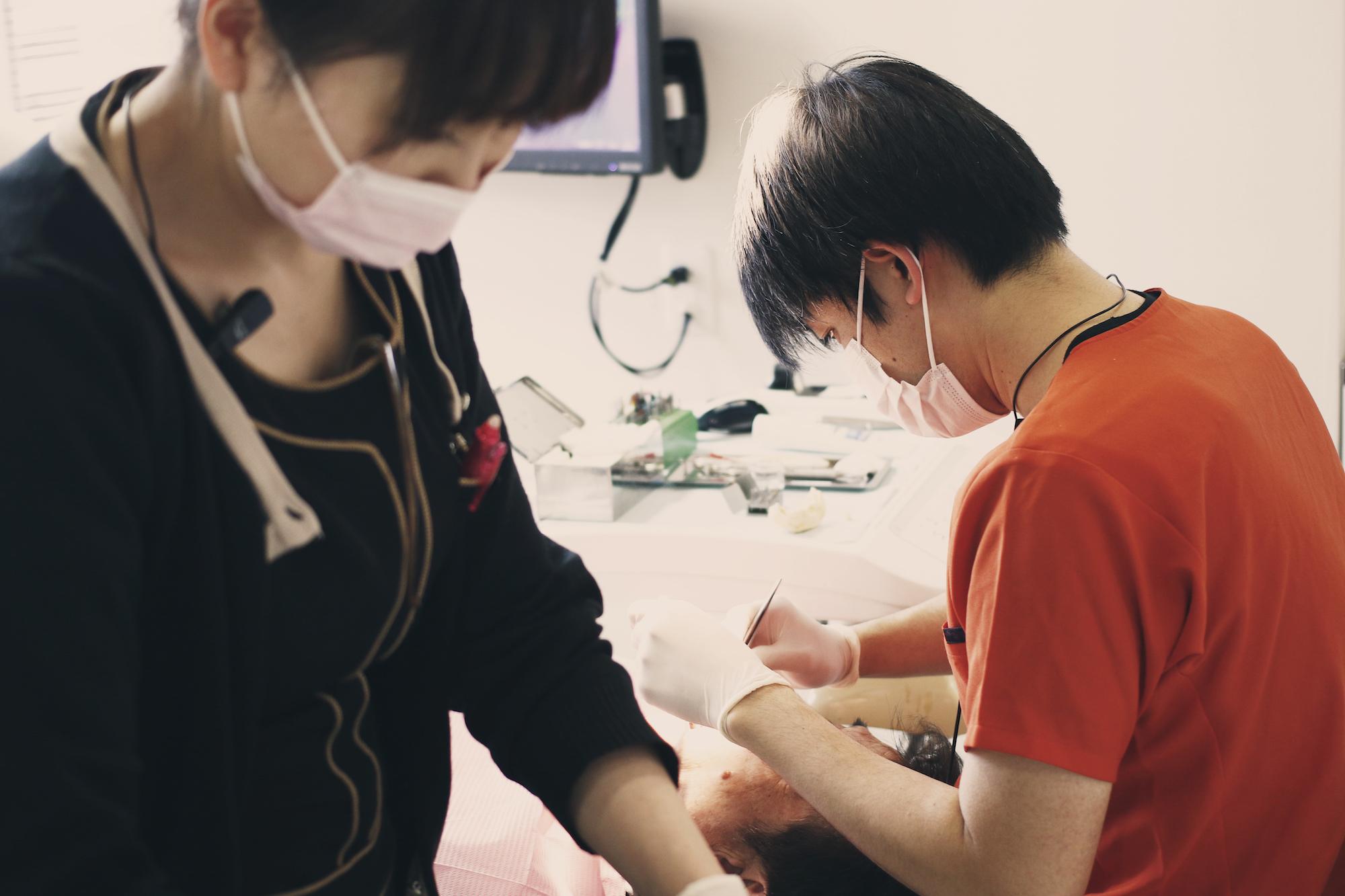 歯科医師として働くことの意義とは